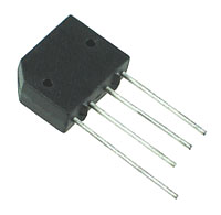 KBP04M - KBP04M 1.5A 400V Bridge Rectifier