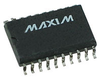 MAX150BCWP - MAX150 CMOS 8-Bit ADC with Voltage Reference