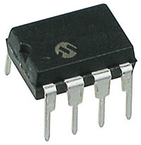 PIC12F1840-I/P - PIC12F1840 8-pin Flash 4kbyte 4MHz Microcontroller