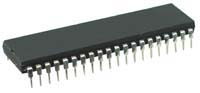 ATMEGA1284P-PU - ATMega1284 8-bit AVR Microcontroller with 128 kBytes FLASH Program Memory