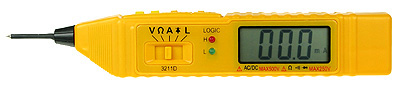Auto-Ranging Digital Multimeter Probe
