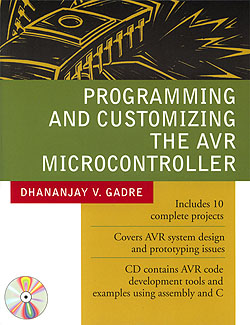 Click for Larger Image - Programming and Customizing The AVR Microcontroller