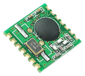 RFM12B - Radio Data Transceiver