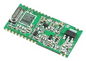 New High Power Radio Data Transceiver
