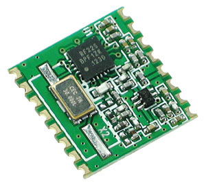 RFM22B - Radio Data Transceiver