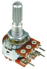 1/2W Linear Rotary Potentiometers with Switch