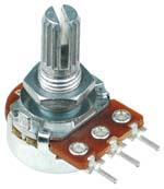 1/2W Linear Rotary Potentiometers