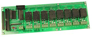 8 Channel Relay Output Board