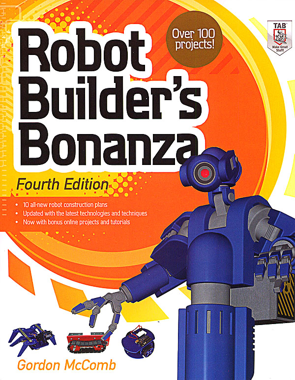 The Robot Builders Bonanza