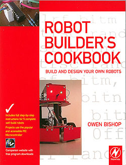 Click for Larger Image - Robot Builders Cookbook