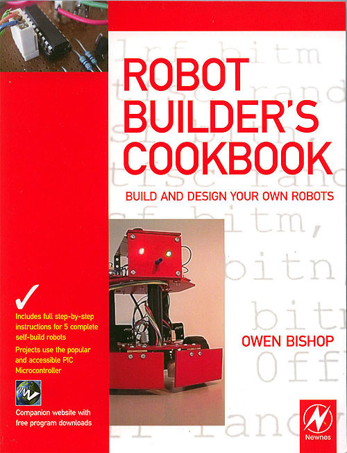 Robot Builders Cookbook