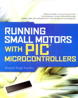 Click for Larger Image - Running Small Motors with PIC Microcontrollers