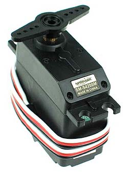 High Speed 60o Servo Motor