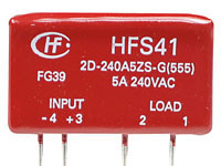 5A AC Solid State Relay