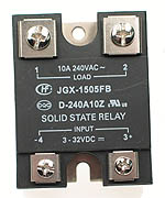 AC Power Solid State Relay