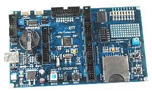 Click for Larger Image - STM32F103 Development Board