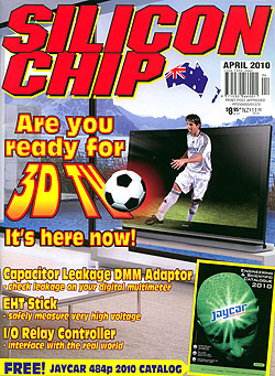 Click for Larger Image - Silicon Chip - April 2010