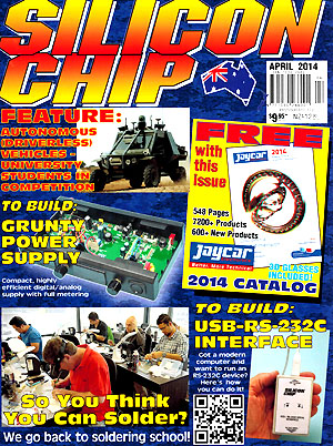 Click for Larger Image - Silicon Chip - April 2014