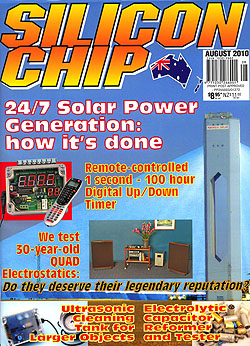 Click for Larger Image - Silicon Chip - August 2010