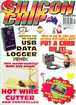Click for Larger Image - Silicon Chip - December 2010