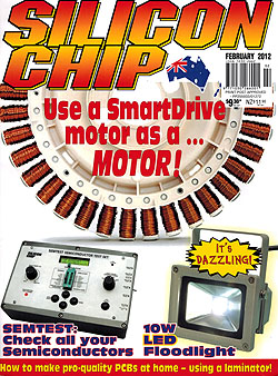 Click for Larger Image - Silicon Chip - February 2012