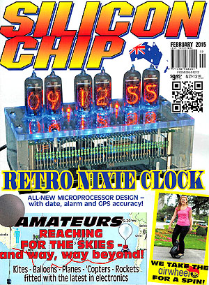 Silicon Chip - February 2015