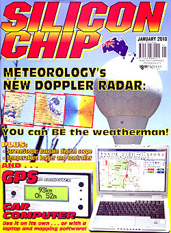 Click for Larger Image - Silicon Chip - January 2009