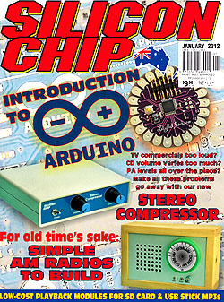 Click for Larger Image - Silicon Chip - January 2012