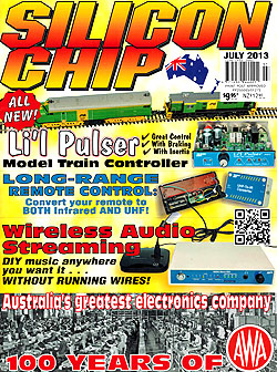 Click for Larger Image - Silicon Chip - July 2013