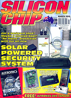 Click for Larger Image - Silicon Chip - March 2010
