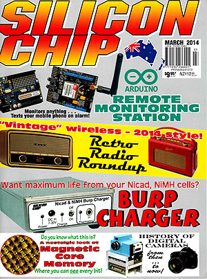 Silicon Chip - March 2014