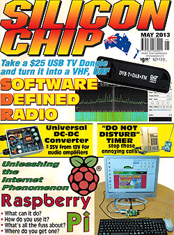 Click for Larger Image - Silicon Chip - May 2013