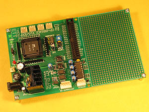 T89C51 Development Board