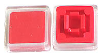 TACTRED - Red Tactile Switch Button