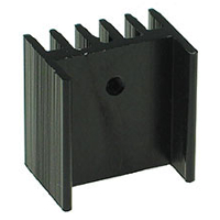 TO-220 Aluminium Heatsink
