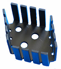 TO3SD - TO-3 Heatsink Small Diamond Shape