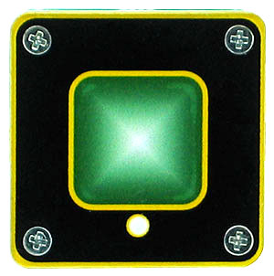 Click for Larger Image - Attractive Switch Face for Panel Board Mounting