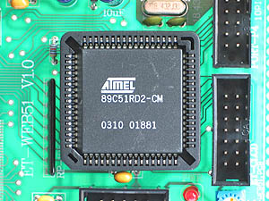 AT89C51RD2 Atmel Microcontroller