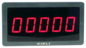 XL5155J - Digital Red LED Counter