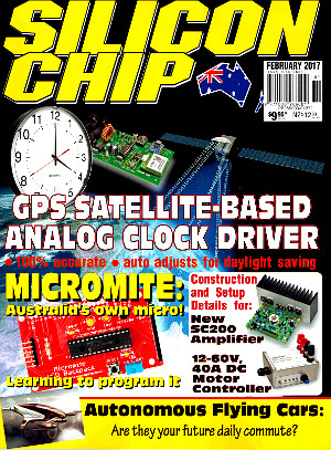 Click for Larger Image - Silicon Chip - February 2017