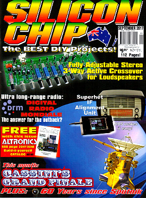 Silicon Chip - September 2017
